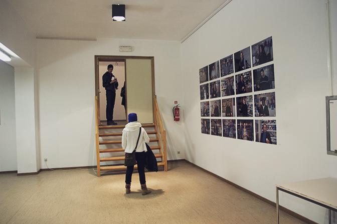 Exposición en Berchem