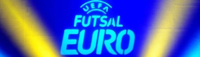 Eurocopa de Fútbol sala 2014 en Amberes