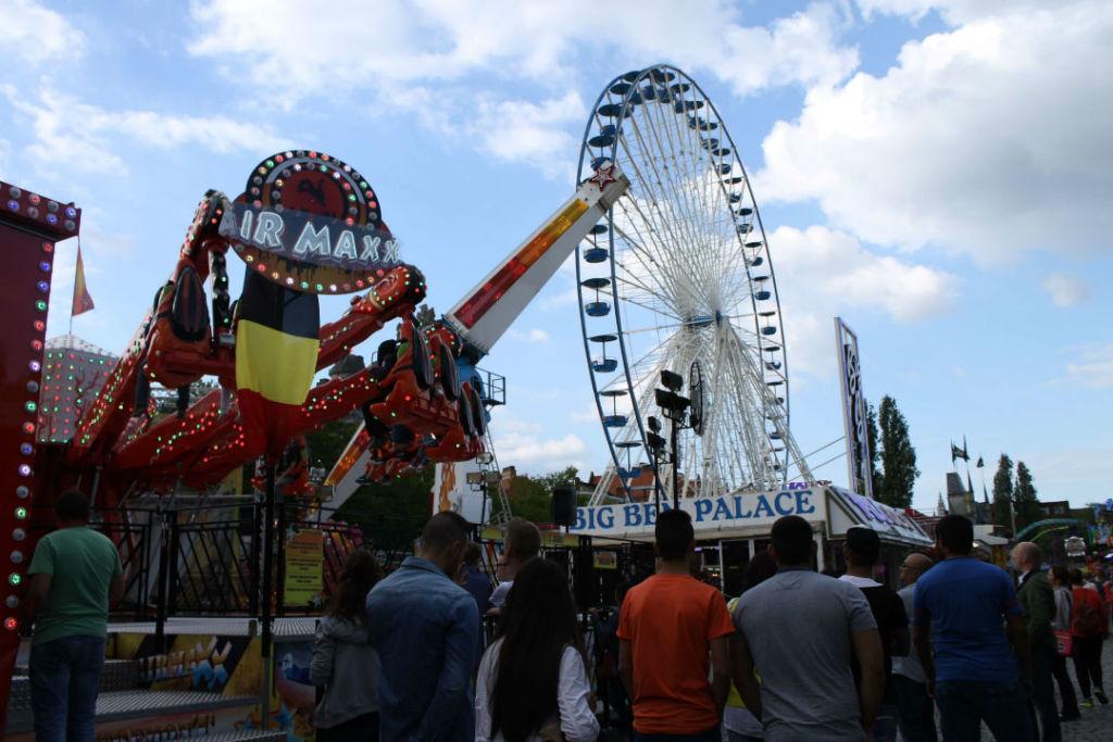 La feria llega a Amberes: SINKENSFOOR
