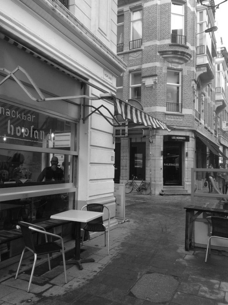 El café de Hopland