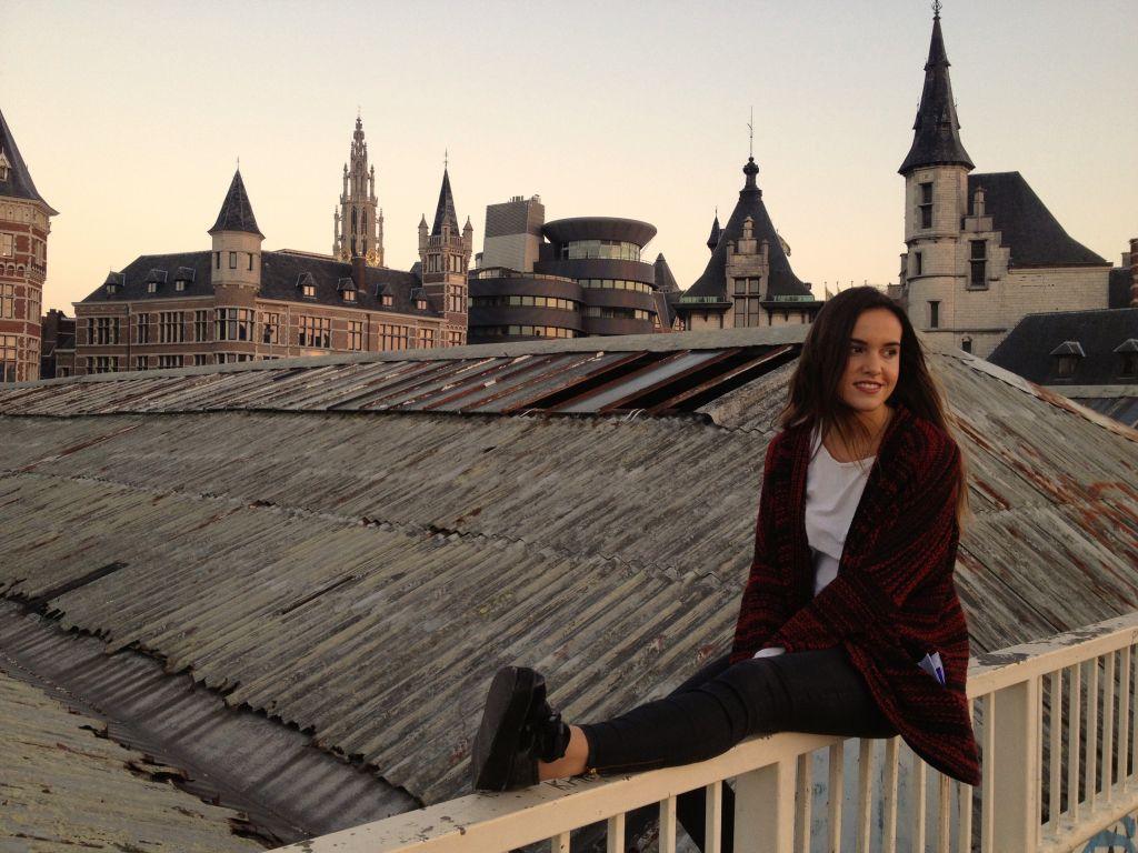 Tot ziens Antwerpen