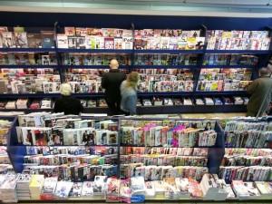 International Magazine Store