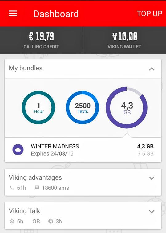 vinking mobile Móvil Erasmus - vinking mobile - Móvil Erasmus