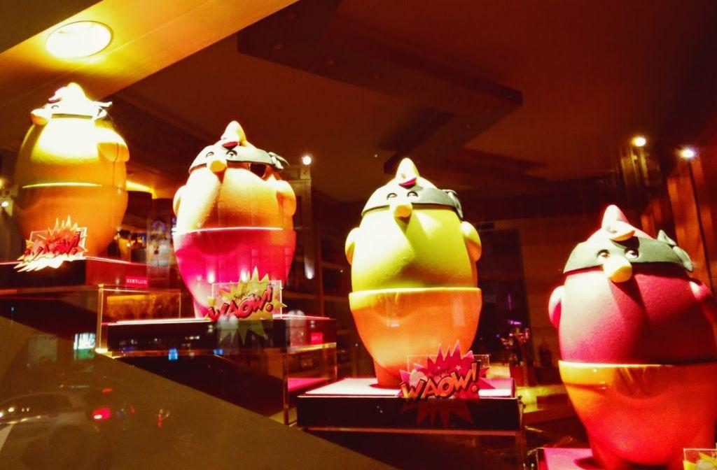 Bohemian Rapsody de Pascua El Arte del Chocolate en Bruselas - Bohemian Rapsody de Pascua - El Arte del Chocolate en Bruselas