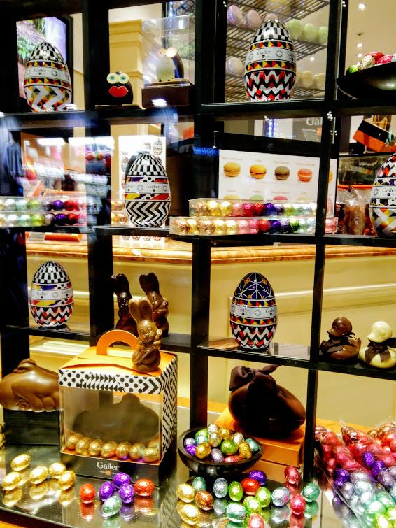 Huevos de Pascua Galfer El Arte del Chocolate en Bruselas - Huevos de Pascua Galfer - El Arte del Chocolate en Bruselas