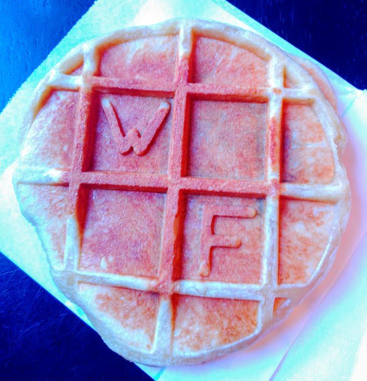 Gofre de galleta (Waffle Factory) Waffle Factory - IMG 20160419 180931 - Waffle Factory