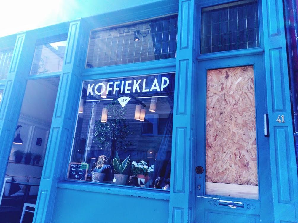 Koffieflap Buenas vibraciones en Koffieklap - Koffieflap - Buenas vibraciones en Koffieklap