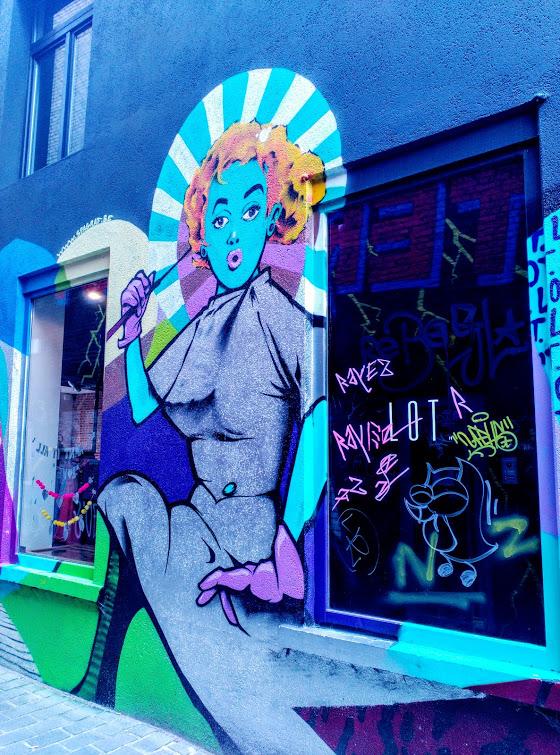 arte callejero Amberes callejera - arte callejero - Amberes callejera