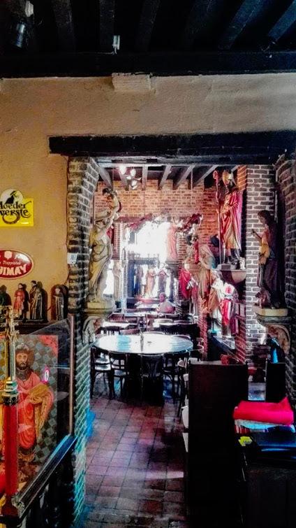 Bar-restaurante 't Elfde gebod 't Elfde gebod: un rincón especial - Bar restaurante t Elfde gebod - 't Elfde gebod: un rincón especial