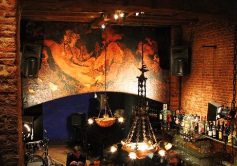 De Muze jazzcafe