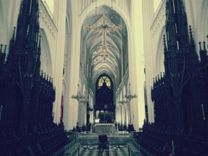 catedral  - catedral 300x225 - Nocturne in de Kathedraal