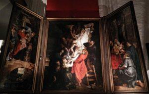 el-descendimiento-de-la-cruz Nocturne in de Kathedraal - el descendimiento de la cruz 300x190 - Nocturne in de Kathedraal