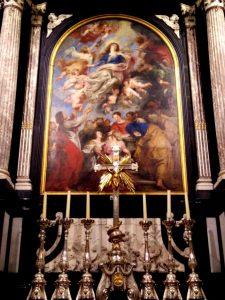 virgen Nocturne in de Kathedraal - virgen 225x300 - Nocturne in de Kathedraal