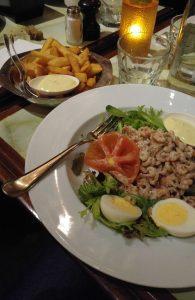 Café Restaurante Bourla - comida Bourla2 195x300 - Café Restaurante Bourla