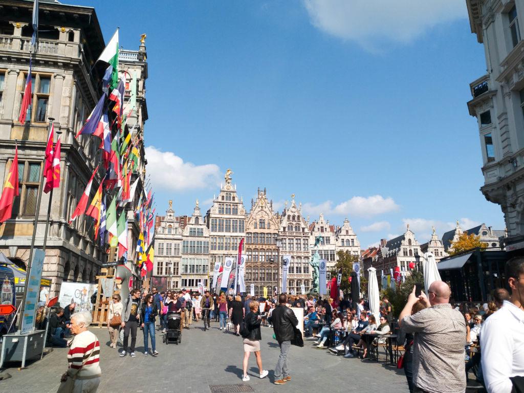 ¡artistas y deportistas toman la calle! antwerp city drops - IMG 20170923 141554 1 1024x768 - ¡Artistas y deportistas toman la calle! Antwerp City Drops