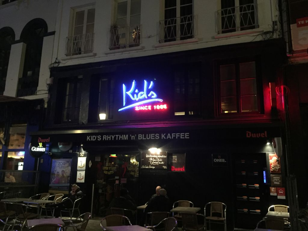 Noche de Blues & Jazz | Kid's Rhythm 'n' Blues Kaffee