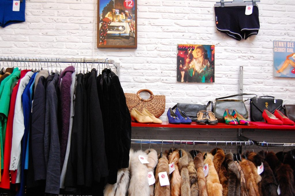 tiendas de segunda mano en amberes