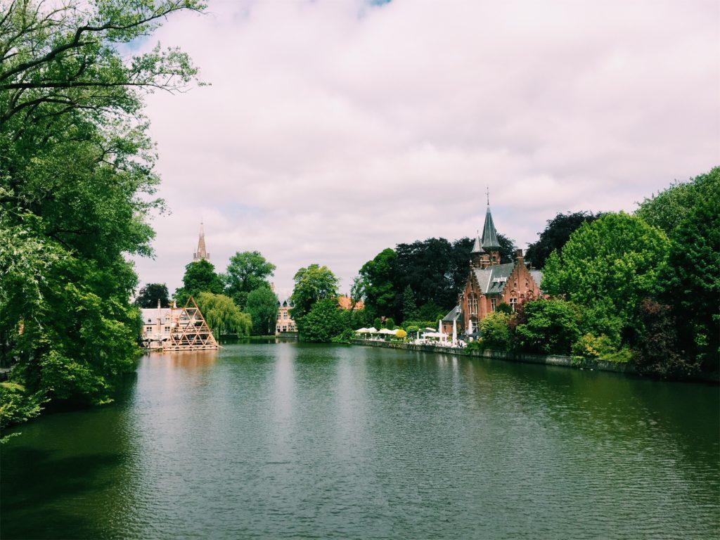 Brujas tiene un color especial | Minnewaterpark