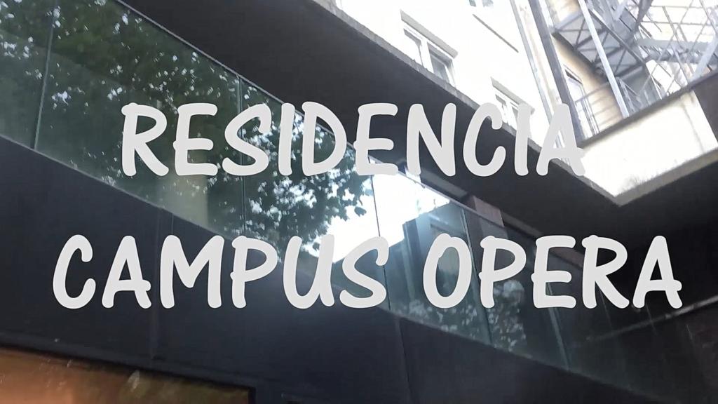 Residencia Campus Opera | Alojamiento en Amberes II