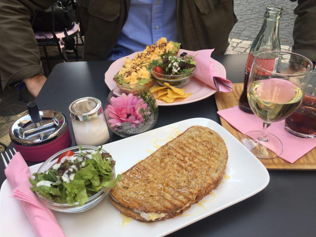 Los mejores 'brunch' de Amberes