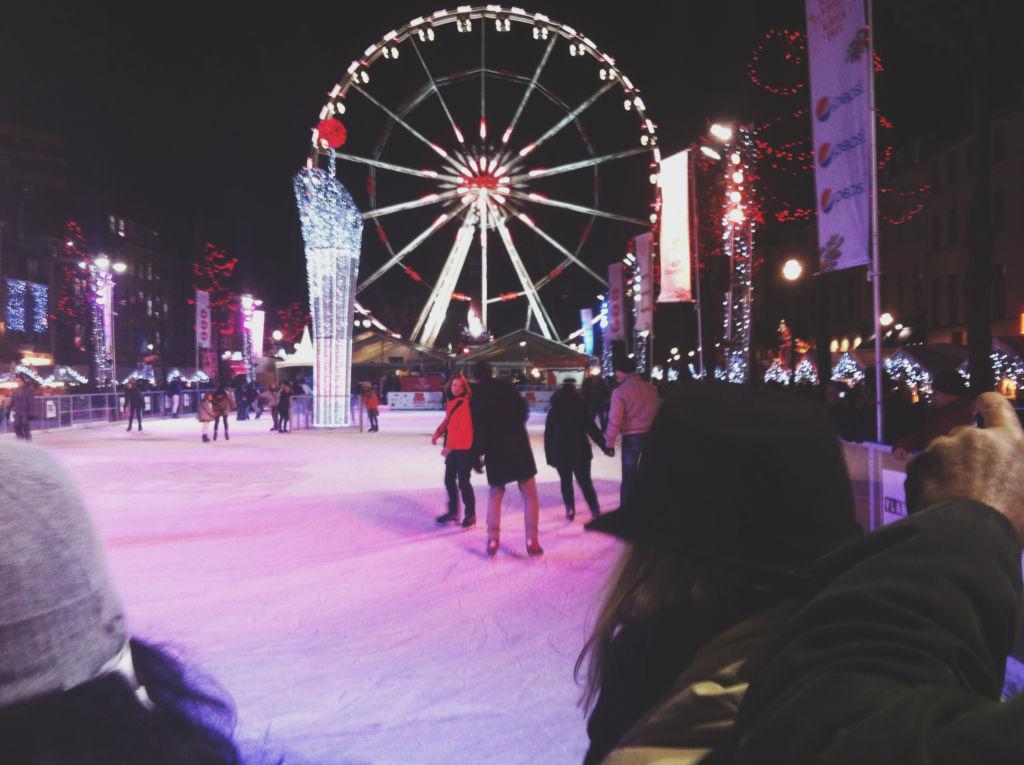 Festival Placeres de Invierno (Oh, blanca Bruselas)