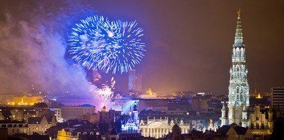 Fiestas y espectáculos: Despidiendo el año en Bruselas