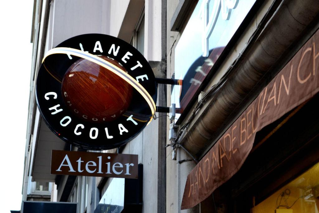 Amour pour le chocolat?