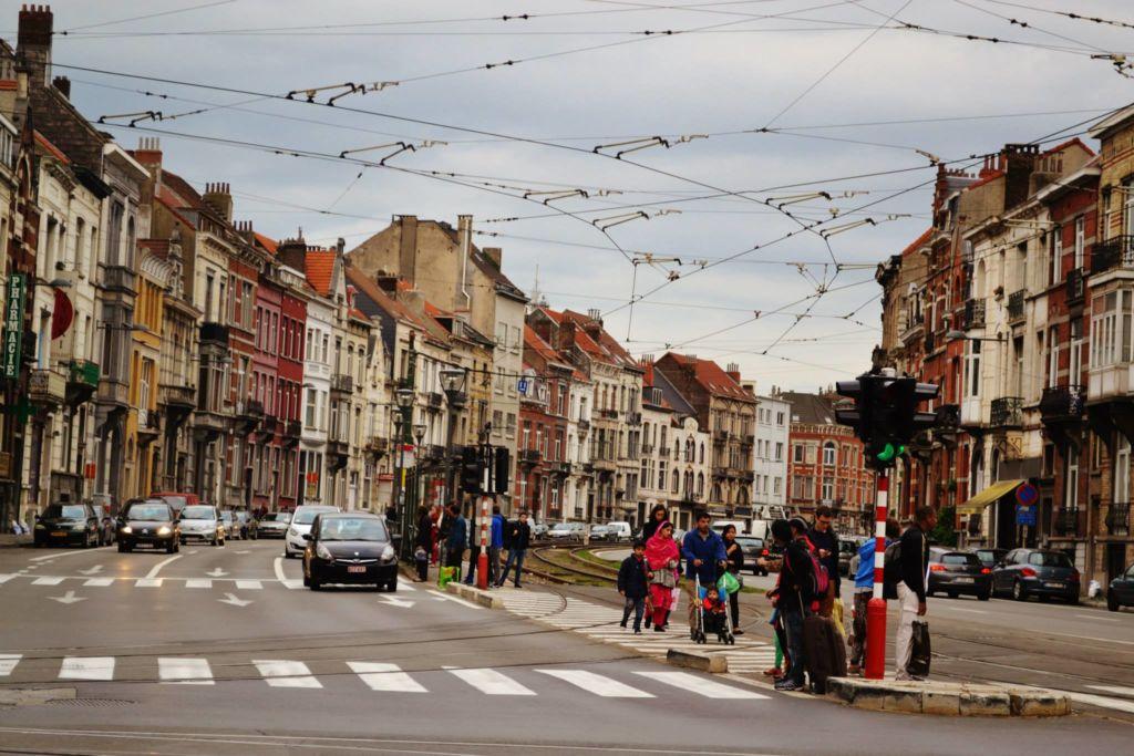 À tantôt ma chère Bruxelles