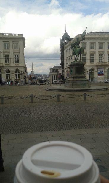 El Mont des Arts, uno de los mejores lugares de Bruselas