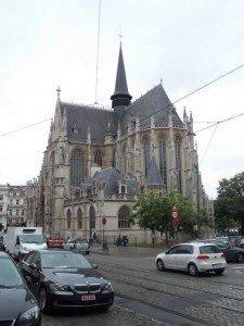 La iglesia de Notre Dame au Sablon