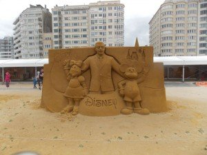 escultura-Disney-Ostende