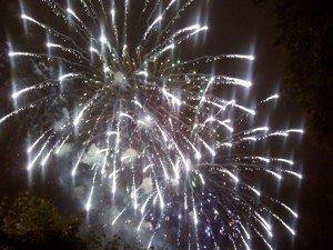 Como cierre: ¡unos buenos fuegos artificiales!
