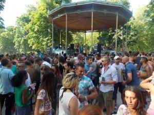 pista-baile-Piknik-Bruselas Piknik, un festival electrónico en el Parque Real - DSCN6409 300x225 - Piknik, un festival electrónico en el Parque Real