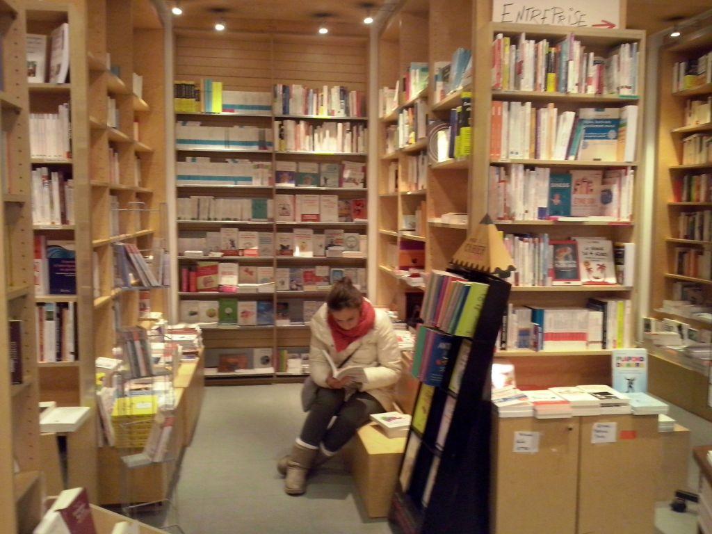 Librairie Filigranes: Entre libros los 365 días del año