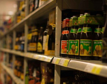 ¡Cerveza fresquita para llevar a España!