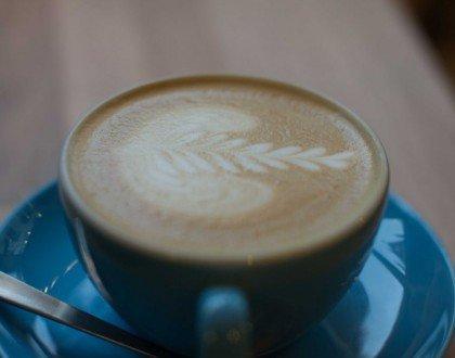 Le Café du Sablon: Un café con vistas inigualables.