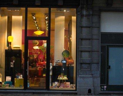 Rue Antoine Dansaert: El paraíso boho-chic de la ciudad.