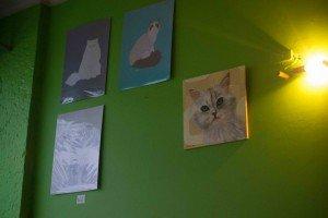 Chat Touille-5 Le Chat Touille: El café donde los gatos son los protagonistas. - Chat Touille 5 300x200 - Le Chat Touille: El café donde los gatos son los protagonistas.