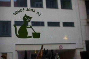 Chat Touille-6 Le Chat Touille: El café donde los gatos son los protagonistas. - Chat Touille 6 300x200 - Le Chat Touille: El café donde los gatos son los protagonistas.