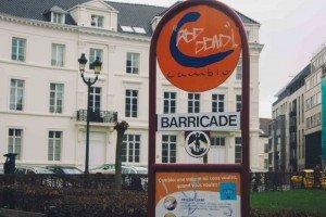 place des barricades-3 Bruselas y Victor Hugo se unen en la Place des Barricades. - place des barricades 3 300x200 - Bruselas y Victor Hugo se unen en la Place des Barricades.