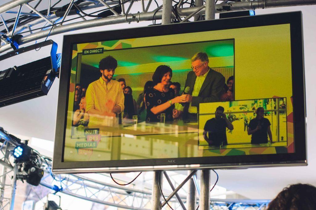 NDM Guadalupe Molina-45 ¡Nuit des Médias: El festival de los estudiantes de comunicación! - NDM Guadalupe Molina 45 1024x681 - ¡Nuit des Médias: El festival de los estudiantes de comunicación!
