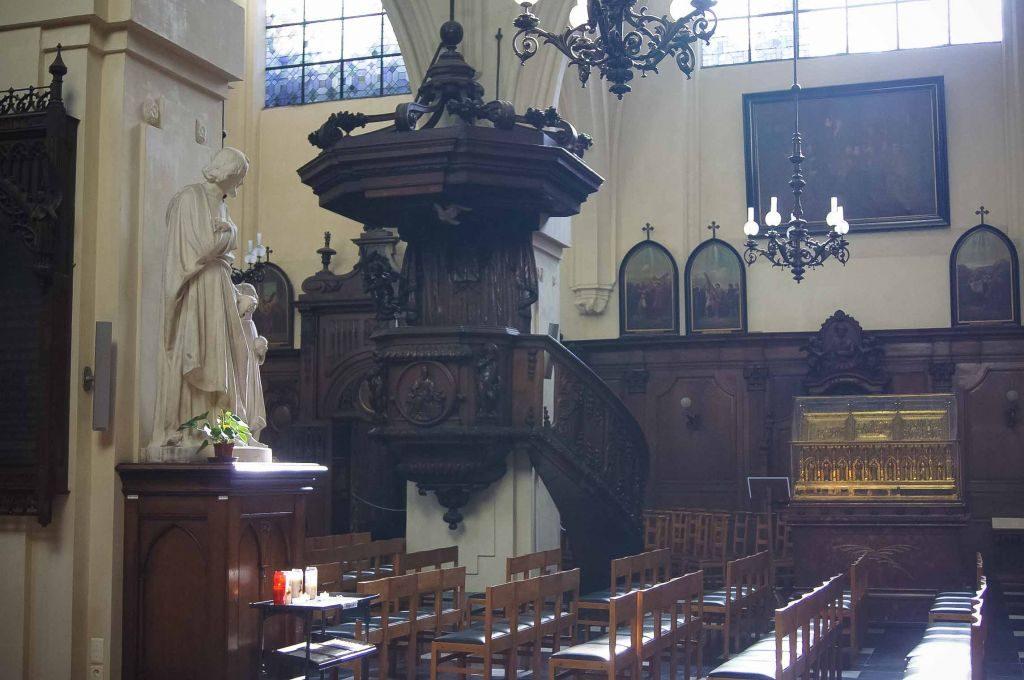 san nicolás-17 ¡Una iglesia con mucha historia al lado de la Bolsa! - san nicola  s 17 1024x680 - ¡Una iglesia con mucha historia al lado de la Bolsa!