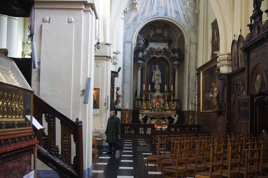 san nicolás-4 ¡Una iglesia con mucha historia al lado de la Bolsa! - san nicola  s 4 1024x680 - ¡Una iglesia con mucha historia al lado de la Bolsa!