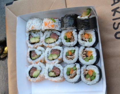Makisu, un sushi innovador