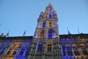 Grand Place en la fête de l'Iris (fiesta de la región Bruselas-capital) Un verano nos espera - DSC 0698 300x200 - Un verano nos espera