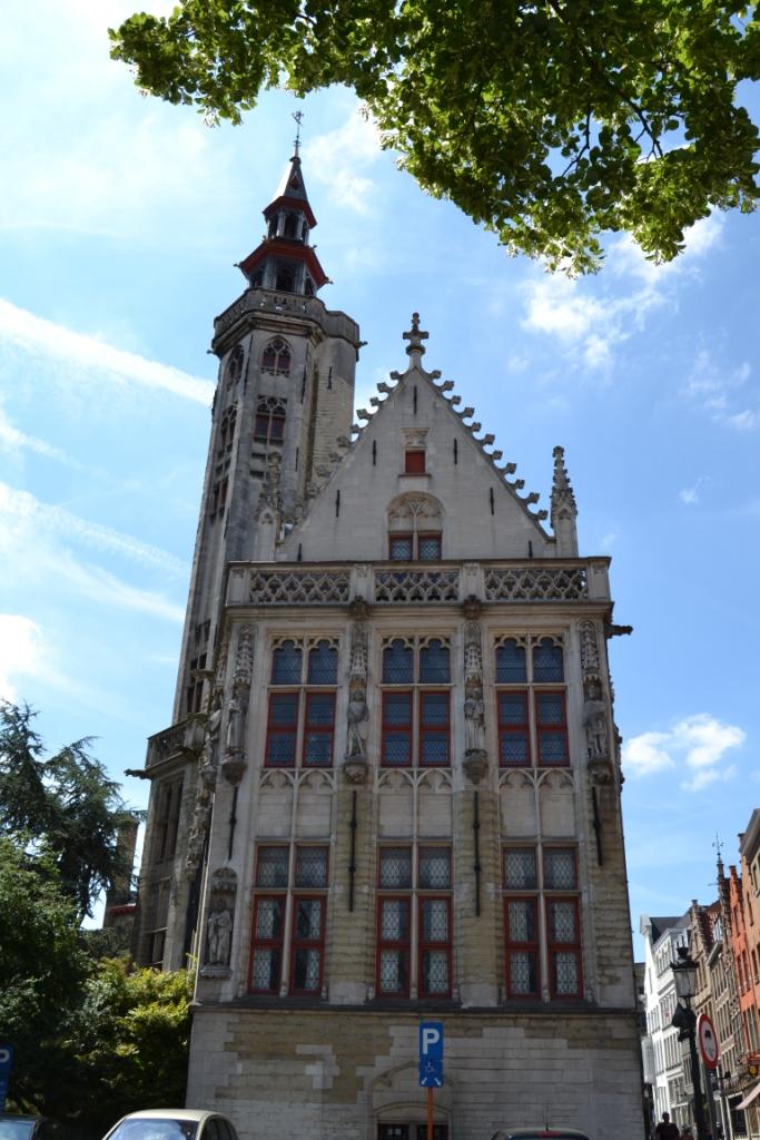 R la edad de oro de brujas, la plaza jan van eyck - DSC 0795 - La Edad de Oro de Brujas, la plaza Jan van Eyck
