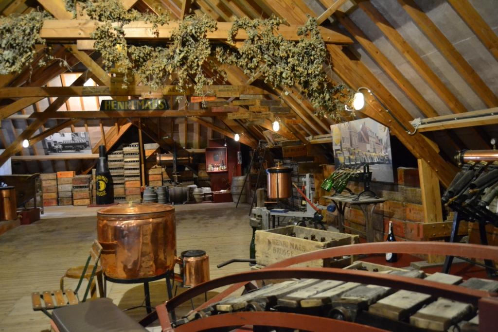 R de halve maan, una cervecería en el corazón de brujas - DSC 0825 - De Halve Maan, una cervecería en el corazón de Brujas