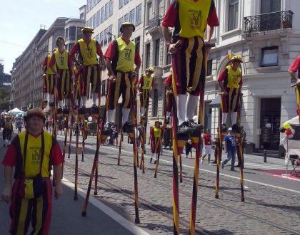 El Día Nacional de Bélgica por todo lo alto