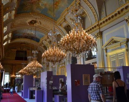 El palacio Real de Bruselas, patrimonio y diversión