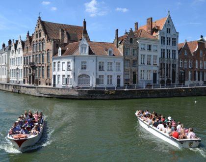 Paseos veraniegos IV: Brujas y Malinas en barca